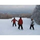 『スノーボードの研修も開催』の画像