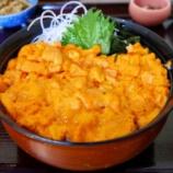 『【北海道ひとり旅】積丹町 中村屋『赤うに丼を食べるなら開店時から並ぶ覚悟で』』の画像