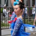 2018年横浜開港記念みなと祭国際仮装行列第66回ザよこはまパレード その21(鶴見バトンスタジオ)
