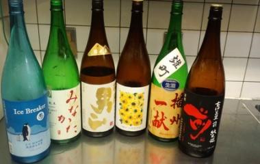 『お薦めの日本酒』の画像