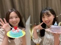 【速報】渡邊美穂&富田鈴花のわちゃわちゃSRが最高だった件。
