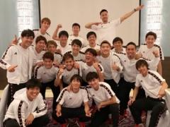 【 画像 】アジアカップ決勝カタール戦の敗因? イラン戦勝利後の日本代表メンバー集合写真・・・