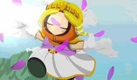 【アニメ論】   日本の 魔法少女の変身は 最高だぜ!!  サウスパークの魔法少女の アニメパロディ。   海外の反応