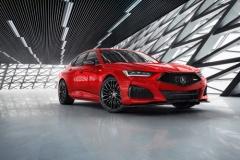 ホンダ、3L V6ターボAWD10速ATのスーパーセダン発表!