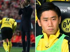 ドルトムント再生にはトゥヘル監督解任、香川レギュラー復帰・・・これしかないのでは?
