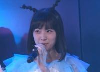 【AKB48】本日の夜公演での岩立沙穂の髪型www