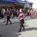 2015年横浜開港記念みなと祭国際仮装行列第63回ザよこはまパレード その118(洋光台バトン)
