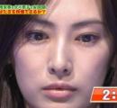 女優・北川景子、生放送で4分間まばたき無しの偉業を達成