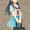 シンデレラガールズ『スケールフィギュア[はんなり京娘]小早川 紗枝』 デコマス「学生鞄の付け替え」をご紹介します!