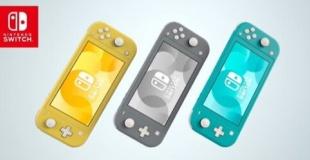 女性ユーザーが「Nintendo Switch Lite」を購入した割合は、通常モデルよりも高いと判明!