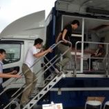 『【北九州】思いもかけず、震災体験に参加!』の画像