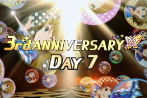 【ミリシタ】3rd ANNIVERSARY DAY7は歩、雪歩、杏奈、環!&公演折り返し!