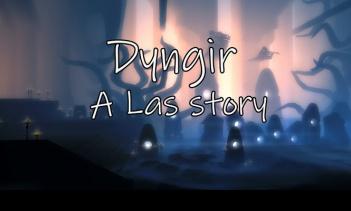 スカイリムのゲームエンジンを使った横スクロールアクションゲーム『Dyngir, a Las story』