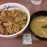 バカ「松屋の牛丼うめー」ガツガツワイ「うわぁ…」