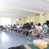 『福島県にてはんだ付け講習・検定開催中』の画像