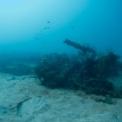 網場は小さな魚礁