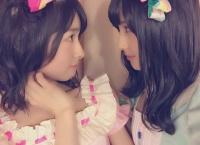 【AKB48】この画像の後どうなったか気になるw【岩立沙穂・大和田南那】
