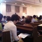 『教会での礼拝に』の画像