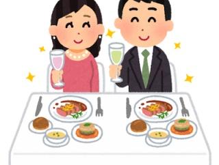 3万円ディナーぼく「高けぇのにうまくねぇ。量少ねぇ。出すの遅せぇ。」 松屋で500円定食ぼく「うおおおおおおおおバクバク」