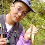 今までの釣り歴の中で一番爆釣!2000年5月の水無川の写真