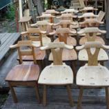 『椅子の追加、完成』の画像