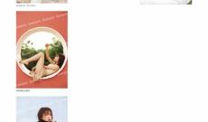 """美脚&美ヒップもチラリ!? 乃木坂46・秋元真夏、2nd写真集""""書店限定ポストカード""""絵柄7種を一挙公開!!"""