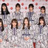 『坂道シリーズが集合・・・『紅白歌合戦』2日目リハーサルの模様が公開!!!!!!』の画像
