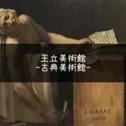 【古典美術館】マラーの死があるミュージアムでの発見!【ベルギー】
