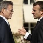 【韓国】フランス大統領、韓国が北の制裁緩和要請2日後…日本と「制裁強化」で合意 [海外]