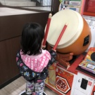 『今日で2歳6ヶ月になりました!太鼓の達人とアンパンマンのDVDを返しにゲオに行ってきました!』の画像