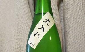 購入を即決した日本酒の