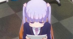 【NEW GAME!!】第2話 感想 これが競争社会の掟【2期】
