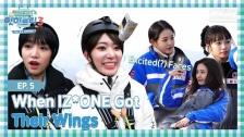 「IZ*ONE Eat-ting Trip3」EP05.When IZ*ONE Got Their Wings動画公開