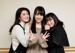 ウラヤマシイw 賀喜遥香、イケメンっぷりを発揮?!