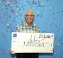 カナダの男性が9年間で宝くじに2度も大当たり!1回目8900万円 ⇒ 2回目1億876万円