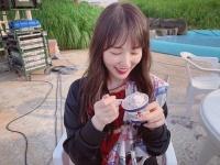 【乃木坂46】高山一実が明治のアイスじゃなくてスジャータのアイスを食べてるけど....