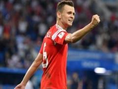 【 悲報 】W杯で4得点!ロシア代表チェリシェフにドーピング疑惑…