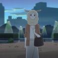 【オッドタクシー 3話 感想】  オッドタクシー、とんだ面白アニメじゃねぇか