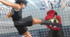 【キャプテン翼】第23話 感想 二人のキーパー鉄壁の防御合戦!
