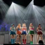 『【乃木坂46】セラミュ上海公演初日が終了!!現地ステージの様子がこちら!!!』の画像