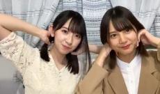 【日向坂46】小坂菜緒と金村美玖がツインテールにした結果…