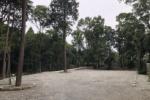 広なっとる!空海ゆかりの星田妙見宮に新しく駐車場ができてる!〜広くなって参拝者に便利になってる〜