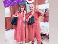 【日向坂46】貴重!丸山桂里奈さんInstagramに私服このちゃんが登場!!!!!