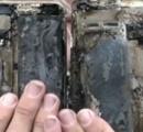 iPhone7が車の中で発火、黒焦げ状態に~オーストラリア 時代はスマホ終焉へ