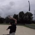 【美】アメリカン野球少年の完璧なバット投げwwww