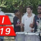『【DCI】ドラム必見! 2019年ブルーナイツ・ドラムライン『ジョージア州パウダースプリングス』動画です!』の画像