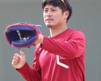阪神・坂本 ダルビッシュから捕球技術を絶賛され「びっくり」
