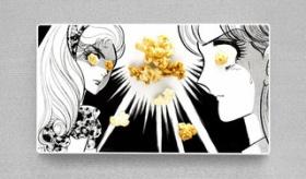 【商品】   日本で 漫画絵が描いてある 「漫画皿」 という商品が売られてるぞ。   海外の反応