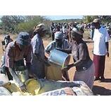 『食糧支援を解禁。』の画像