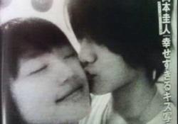 あまちゃんでブレイクしかけてた有村架純ちゃんがジャニーズの岡本圭人とのキス画像流出で非処女確定で完全終了